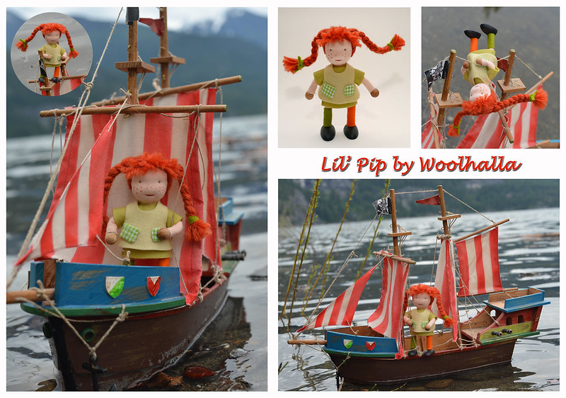 Lil' Pip's Pirate Ship