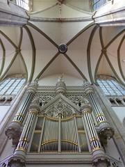 Getty wants twitter / Churches in Utrecht