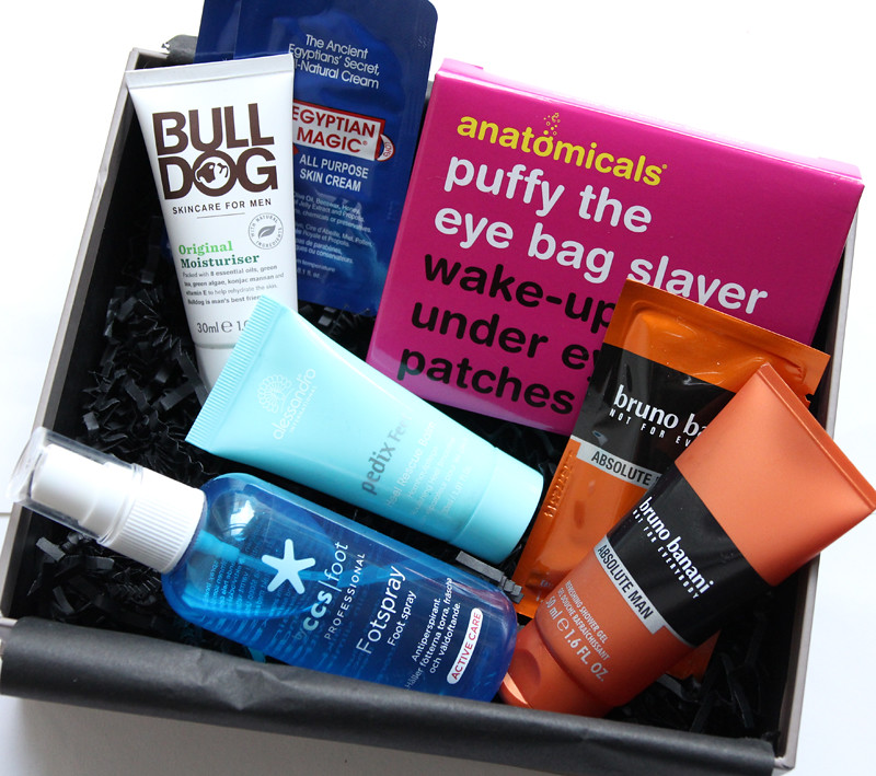 Man box april 2014