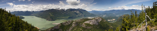 Squamish And The Howe Sound