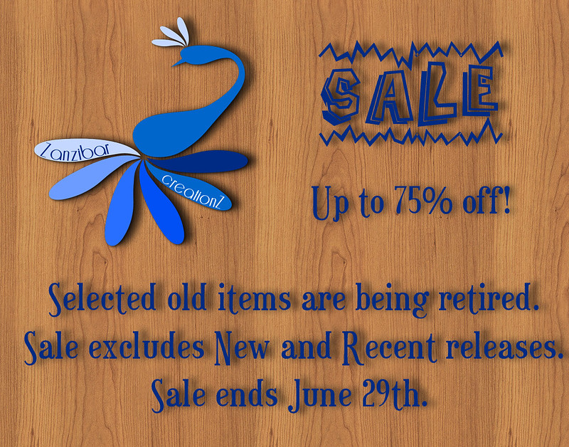 ZcZ Retirement Sale