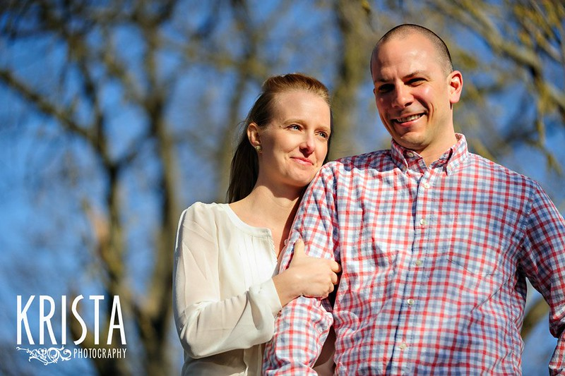 Somerville, MA Engagement Portrait Session