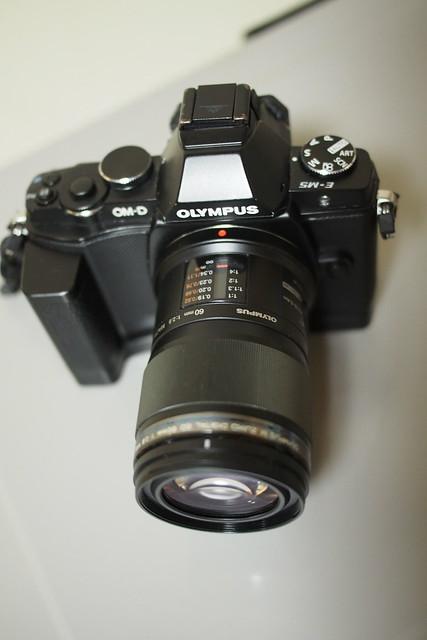 OM-D E-M5 & M.ZD ED 60mm F2.8 Macro