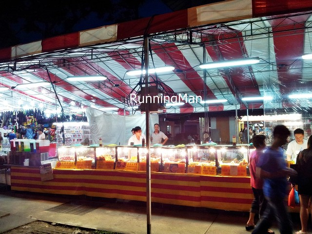 Pasar Malam Night Market 06 - Stick Food Stall
