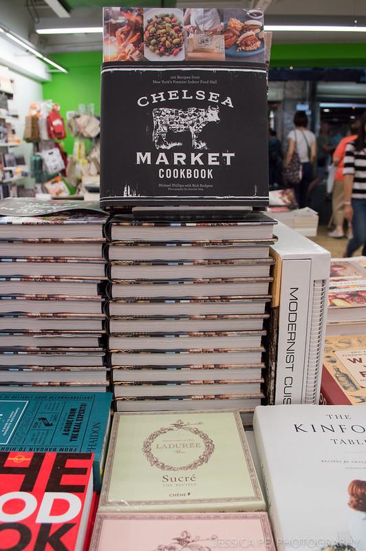 Chelsea Market Handbook in New York