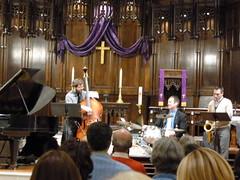 Jazz Worship Service