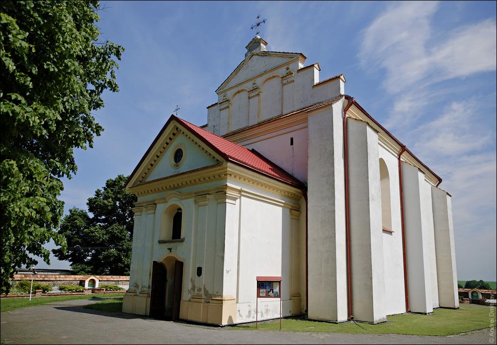 Кремяница, Костел св. Юрия