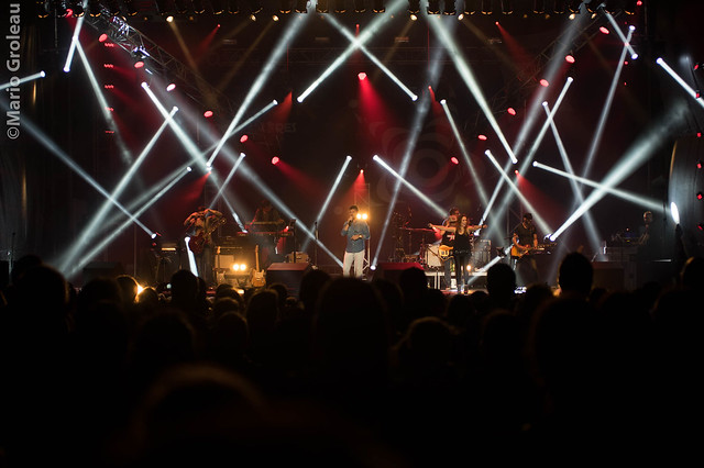 Festivoix 2014 - Marc Dupré - 13 juillet