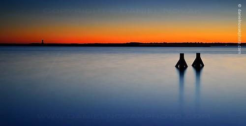longexposure sunset orange lake ny newyork public buffalo glow quiet peace lakeerie waterfront le silence slowshutter minimalist recreational outerharbor buffaloniagara wilkesonpointe