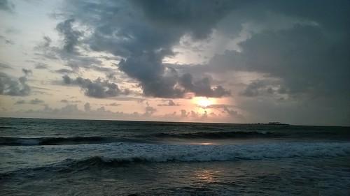 sunset beach malpe