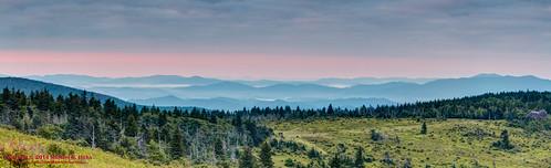 panorama usa sunrise landscape geotagged virginia unitedstates hiking backpacking hdr appalachiantrail whitetop fairwood ptgui photomatix thomasknob mountrogersnationalrecreationarea canon7d sigma18250mmf3563dcmacrooshsm geo:lat=3665561074 geo:lon=8153577715