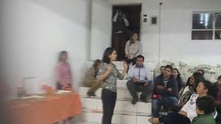Professora Sônia 77377 reúne mais de 100 apoiadores em Carapicuíba no último dia 7