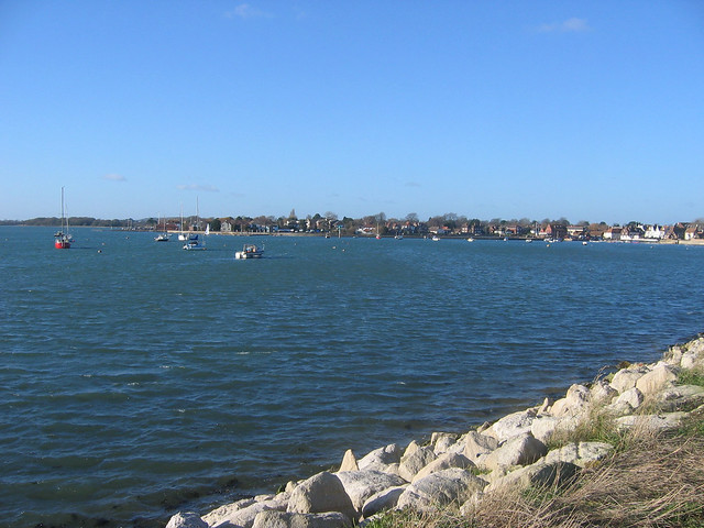 Chichester Harbour from Emsworth