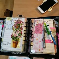 My #fc #franklin #covey #franvlincovey #franklincoveyplanner #agenda #calendar #diary #dayplanner #journal #planner #plannerobsessed #plannergeek #plannernerd #plannergirl #dayplanner #franklincoveyclassic #lamy #fountain #pen #reservoir #bic