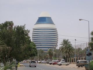 Corinthia Hotel in Khartoum