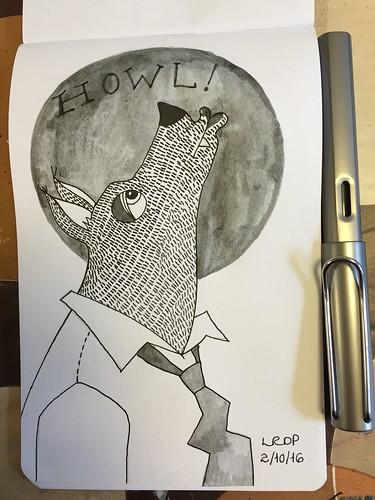 2 Intober 2016 - Howl