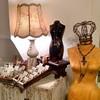 Part of my display at Schofield Gray's Winter Open House#schofieldgray#jewelrydisplay