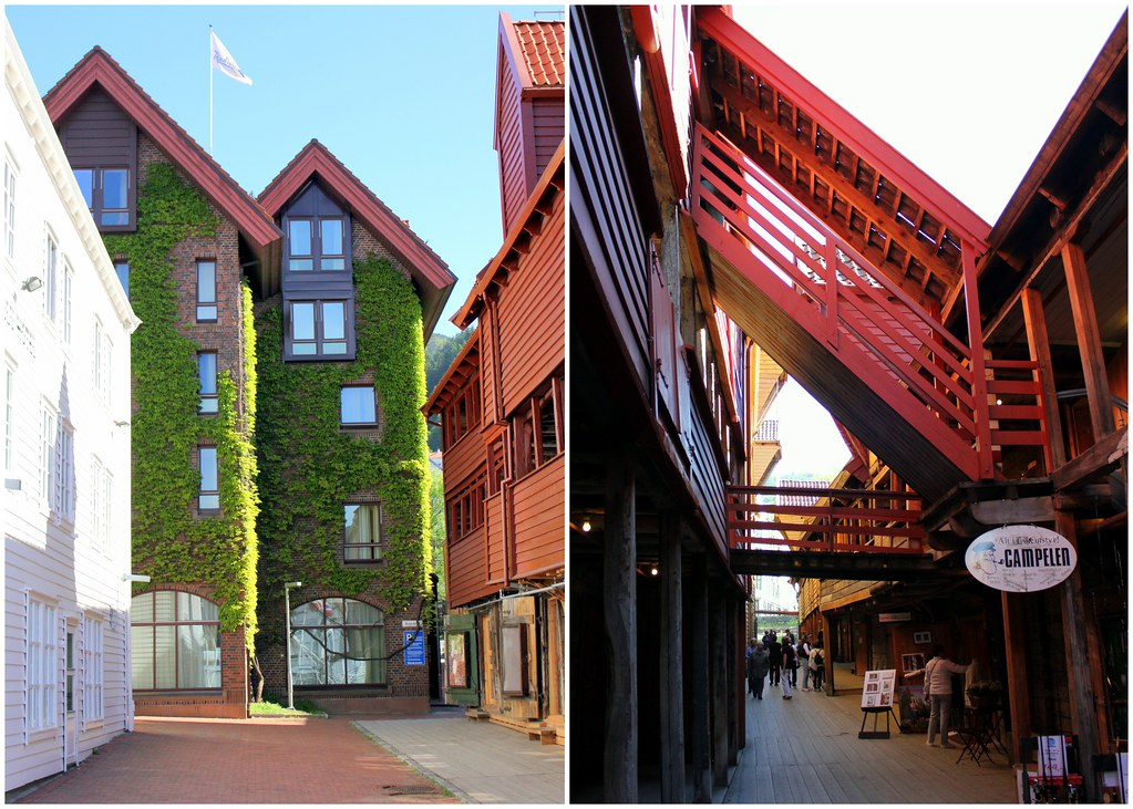 bryggen-architecture
