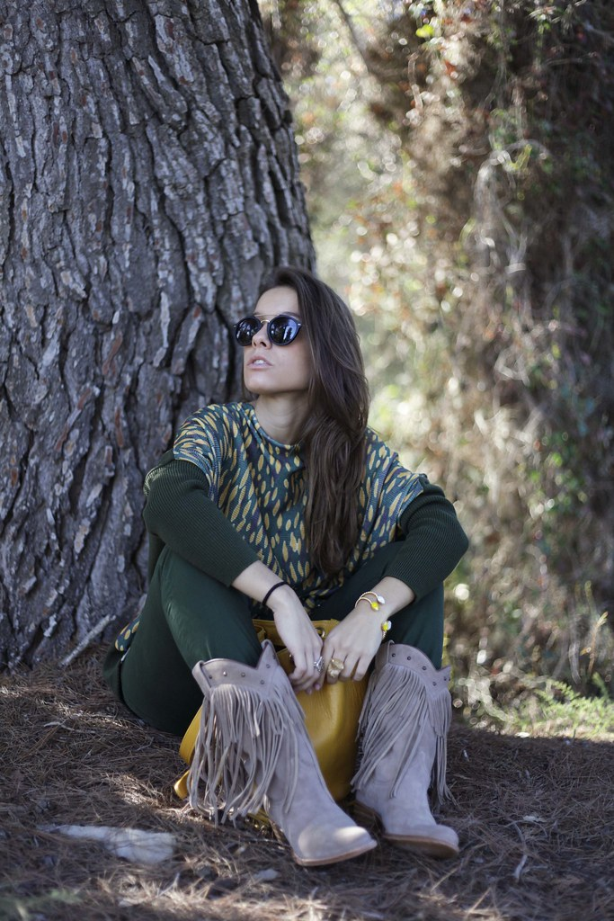 05_GREEN_LOOK_FOR_AUTUMN_WITH_RÜGA_FASHION_BLOGGER_THEGUESTGIRL