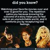 Did you know watching your favourite film over and over is good for you? Joining DeadLive on events is good also. #spookynights #ghosthunting #ghosts buff.ly/2dl6Hrh