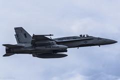 F/A-18A Hornet VMFA-115 Silver Eagles VE-212