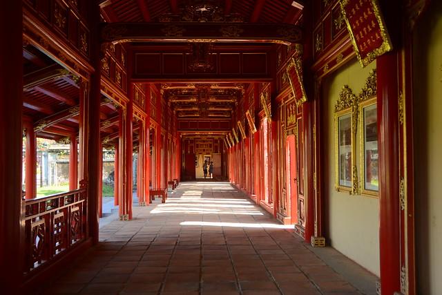 End of the Corridor