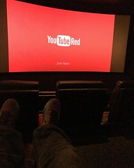 Toto, I've a feeling we're not in Kansas anymore.  The power of the big screen #movies #movie🎥🎬 #youtube