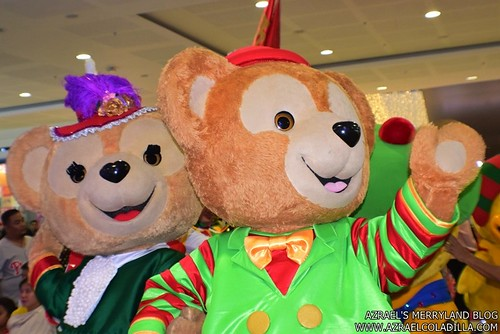 Grand Magical Christmas Parade in SM City Trece Martires (30)