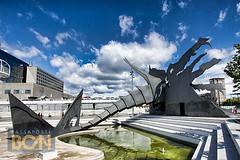 Parc de l'Espanya Industrial, Barcelona