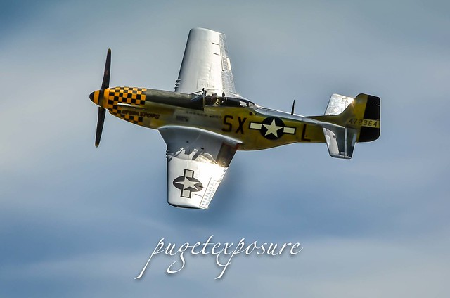 "Flying Heritage Collection  P-51D Mustang ""Upupa Epops"""
