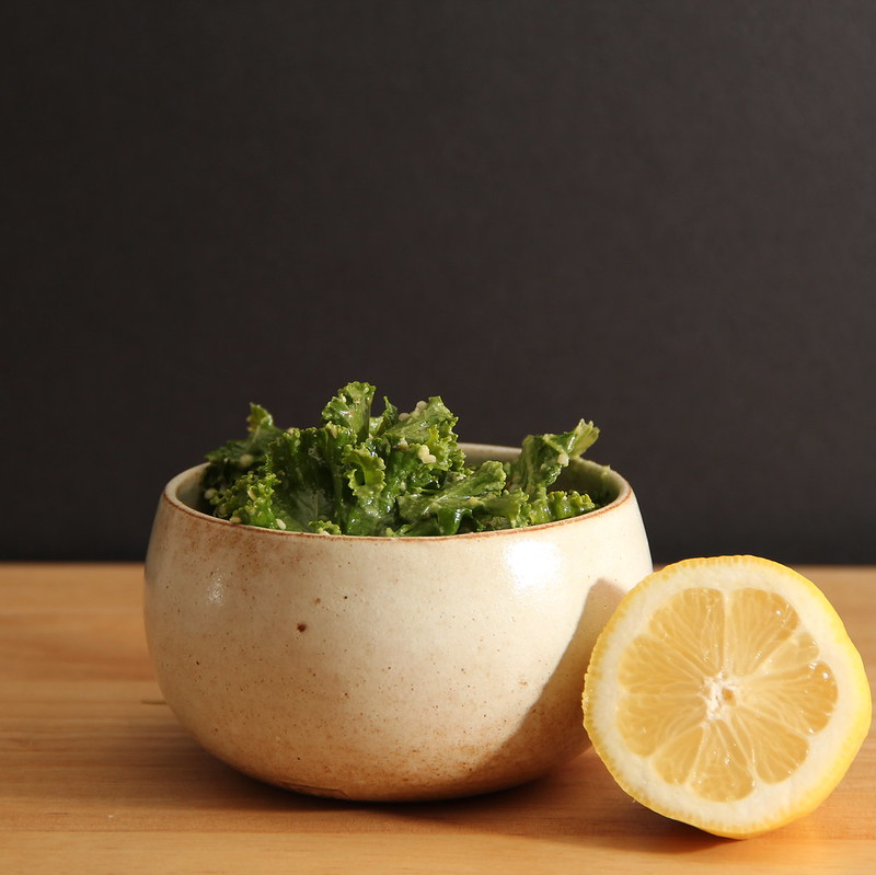 Kale Salad Recipe for a light, healthy meal