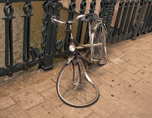 Dutch bicycle Голландский велосипед