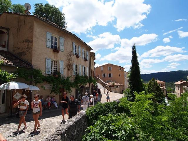 [2013 France] Moustiers Sainte-Marie and Verdon Gorges