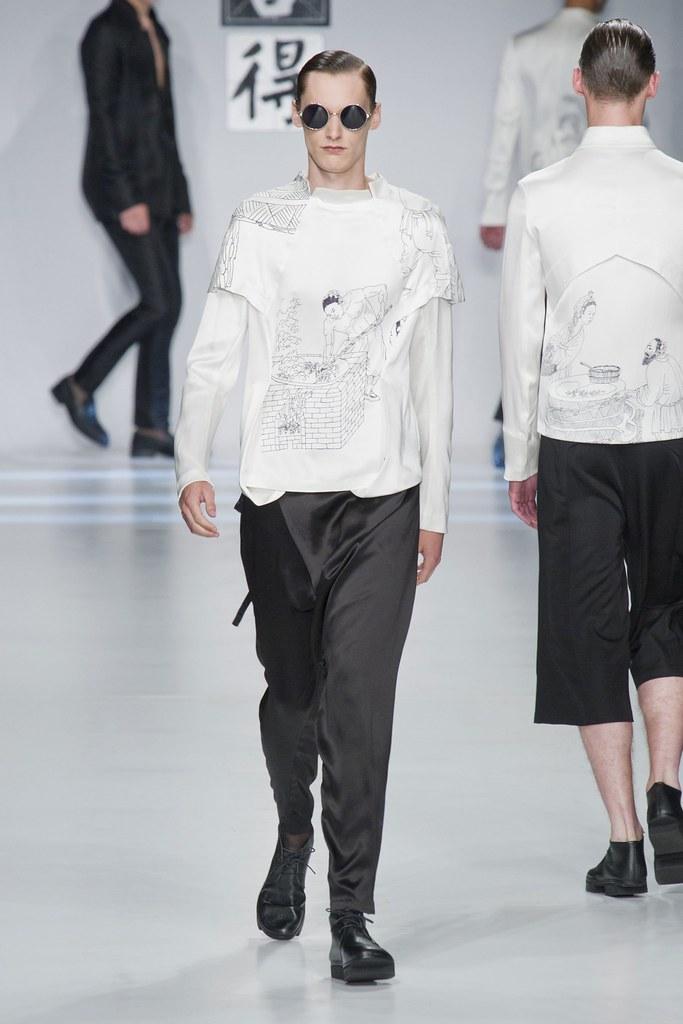 SS14 Milan Ji Wenbo041(fashionising.com)