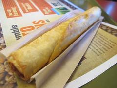 Crisp Bean Burrito