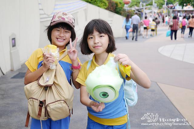 【香港亲子游】进入香港迪士尼乐园!会失心疯的美国小镇大街