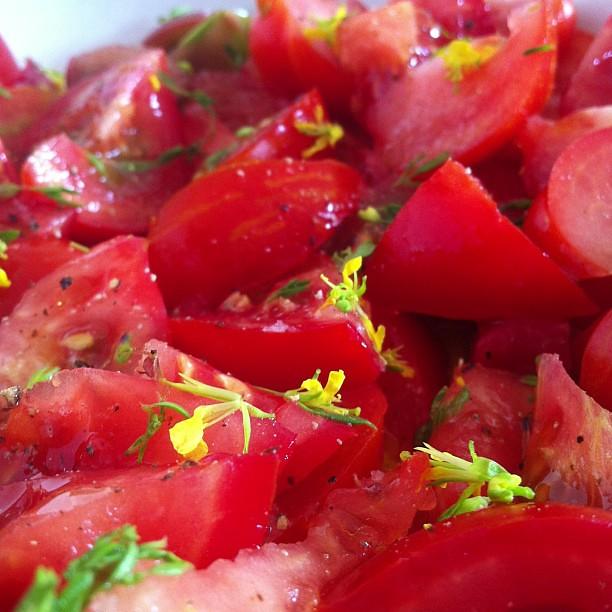 Tomato Sweet Salad