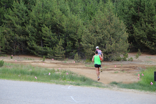 Leadville Silver Rush 50 Run 2013