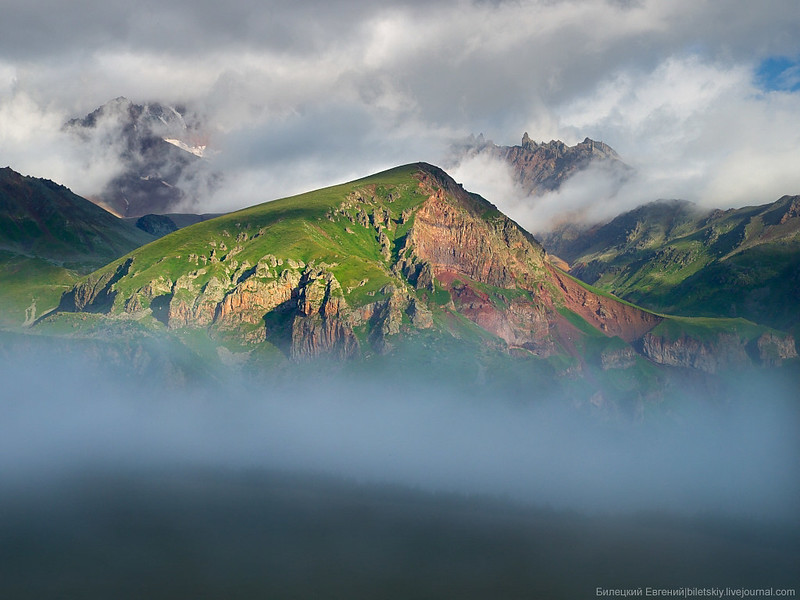 Landscapes of Georgia