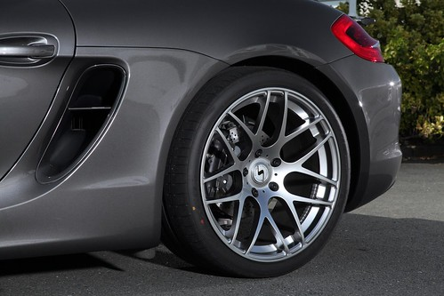 Schmidt Revolution - Porsche Boxster Mk3