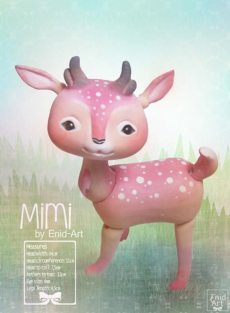 Mimi by Enid-Art