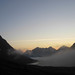 Early alpine start for Romsdalshorn. by pyrat