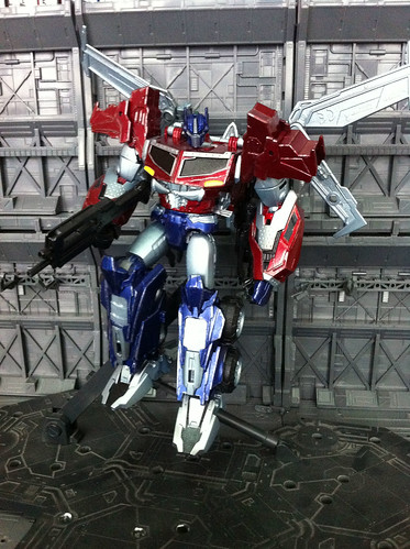 Tf:prime custom] optimus prime