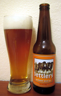 Settlers Wheat Beer