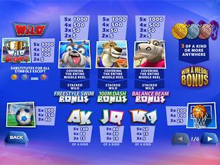 Wild Games Slots Payout