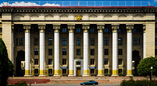 Almatý, Kazajistán.