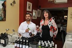 Wine Tasting at Dingle Food & Wine Festival