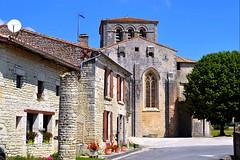 Marcillac Lanville Priory 6. Nikon D3100. DSC_0265