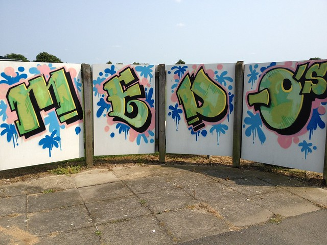 arbury meadows comm ctre blightsociety graffiti wall