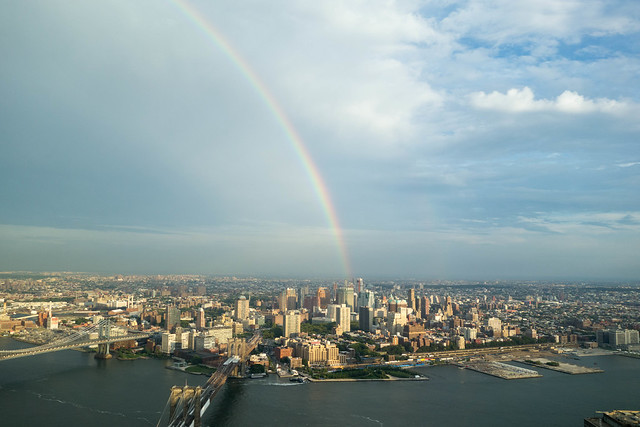 Brooklyn at the end of the Rainbow